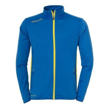 Essential Classic Tracksuit Azure Blue / Lime Yellow
